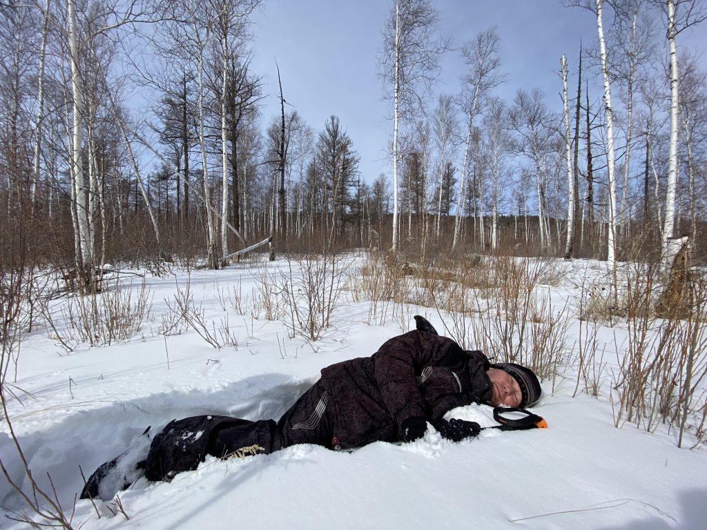 Вадим устал